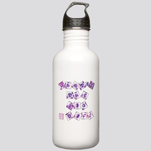 What's The Big Diff Stainless Water Bottle 1.0L