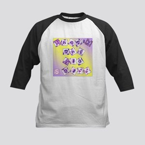 What's The Big Diff Kids Baseball Jersey