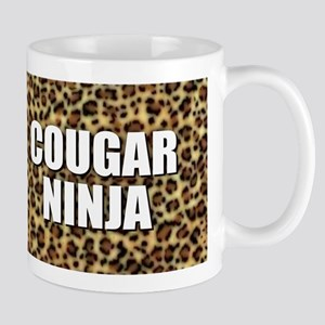Cougar Ninja Mugs