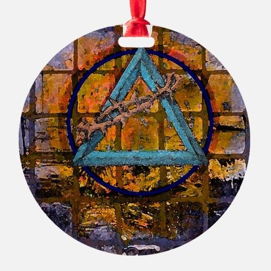 SaCREDTRIANGLE.jpg Ornament