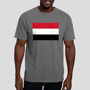 Yemen - National Flag Mens Comfort Colors Shirt