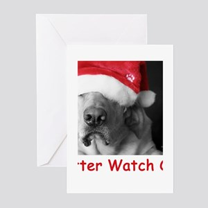 BetterWatchOut Greeting Cards