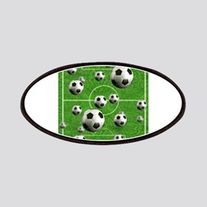 Soccer-Balls-Over-A-Field Patches