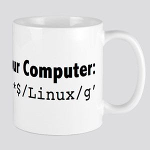 How to fix your computer in one command! Mug
