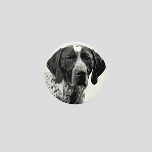 German Shorthaired Pointer Mini Button