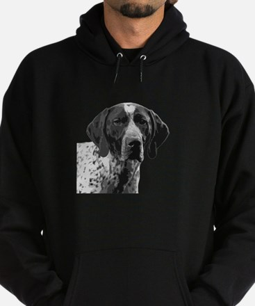 German Shorthaired Pointer Hoodie (dark)