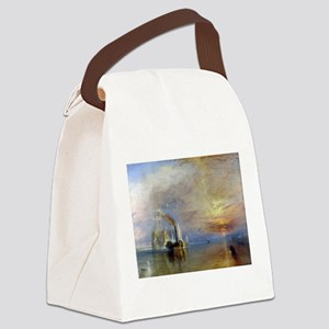 William Turner The Fighting Temeraire Canvas Lunch