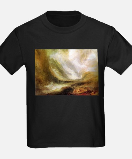 Turner Snowstorm and Avalanche T
