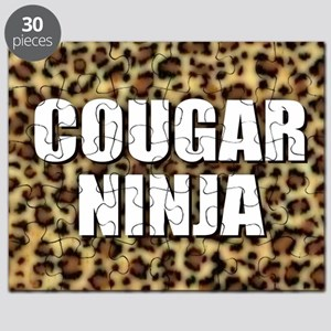 Cougar Ninja Puzzle