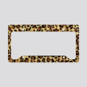Cougar Ninja License Plate Holder