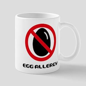 Egg Allergy Mug
