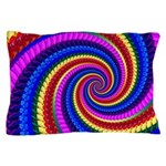 Psychedelic Rainbow Pillow Case