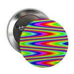 Psychedelic Rainbow Zig Zag Pattern 2.25