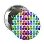 Rainbow Matryoshka Owl Pattern 2.25