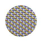 Kawaii Smiley Rainbow Pattern 3.5