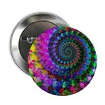 Psychedelic Rainbow Fractal Pattern 2.25