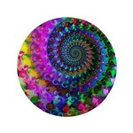 Psychedelic Rainbow Fractal Pattern 3.5