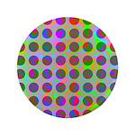 Psychedelic Rainbow Spots Pattern 3.5