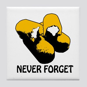 Twinkies_Never_Forget_PingTrans Tile Coaster