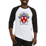 Corsar Coat of Arms Baseball Jersey