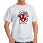 Corsar Coat of Arms Ash Grey T-Shirt