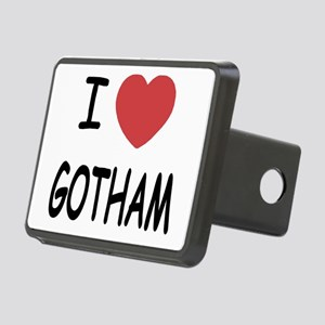 GOTHAM.png Rectangular Hitch Cover