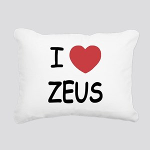 ZEUS Rectangular Canvas Pillow