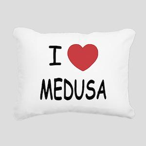 MEDUSA Rectangular Canvas Pillow