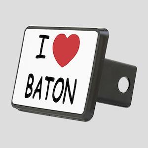 BATON Rectangular Hitch Cover