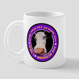 WRANGLER DAY Mug