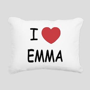 EMMA Rectangular Canvas Pillow