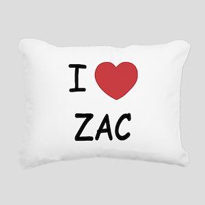 ZAC Rectangular Canvas Pillow