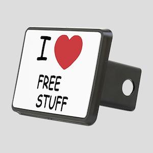 FREE_STUFF Rectangular Hitch Cover