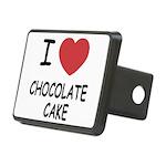 CHOCOLATE_CAKE Rectangular Hitch Cover