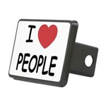 PEOPLE Rectangular Hitch Cover