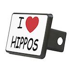 HIPPOS Rectangular Hitch Cover