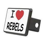 REBELS Rectangular Hitch Cover