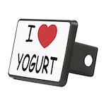 YOGURT Rectangular Hitch Cover