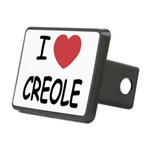 CREOLE Rectangular Hitch Cover