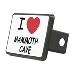 MAMMOTH_CAVE Rectangular Hitch Cover