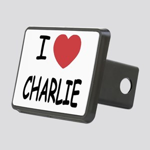 CHARLIE Rectangular Hitch Cover