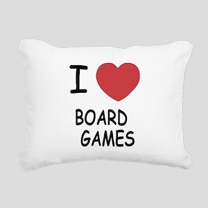 BOARD_GAMES Rectangular Canvas Pillow