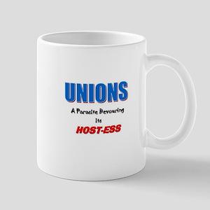 Unions - A Parasite Mug