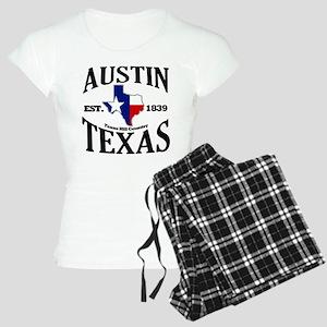 Austin, Texas - Texas Hill Country Towns Women's L