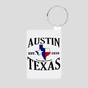 Austin, Texas - Texas Hill Country Towns Aluminum