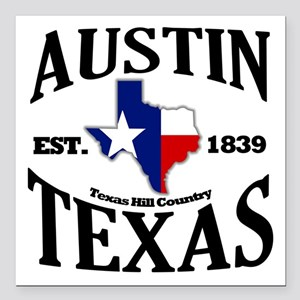Austin, Texas - Texas Hill Country Towns Square Ca