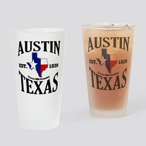 Austin, Texas - Texas Hill Country Towns Drinking
