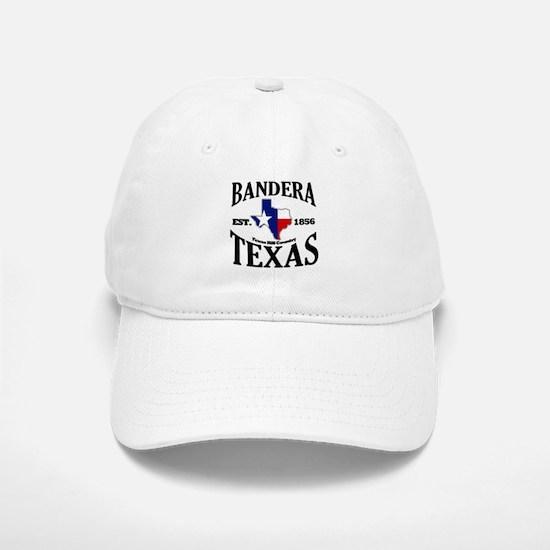 Bandera, Texas Baseball Baseball Cap