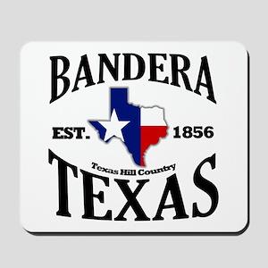 Bandera, Texas Mousepad