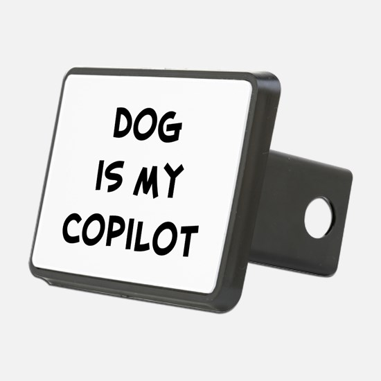 dogismycopilot.png Hitch Cover